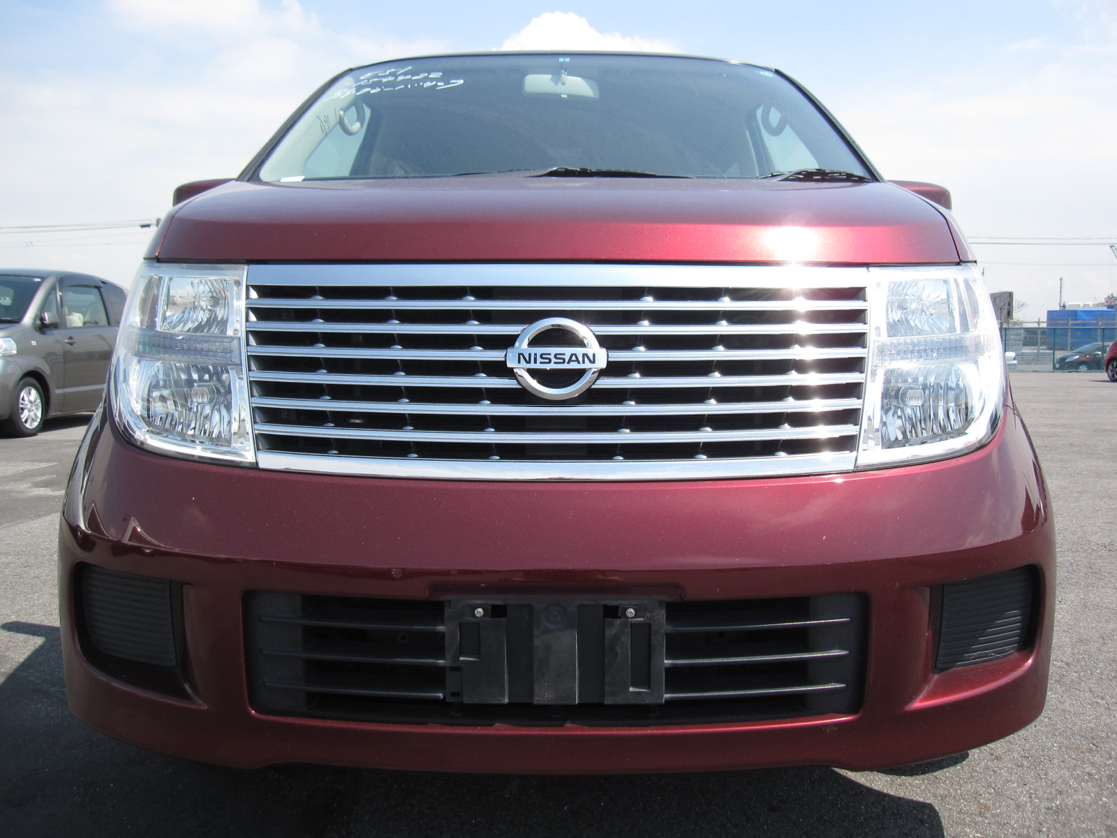 Used Car Down Payment Calculator >> NISSAN E51 ELGRAND | Toy Car Engineering